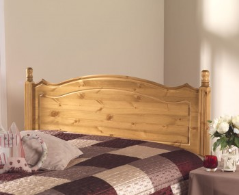 Boston Traditional Pine Headboard