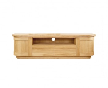 Sierra Oak TV Cabinet
