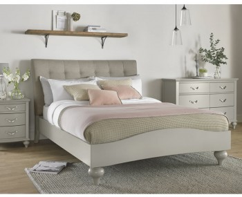 Montreux Urban Grey Bed Frame