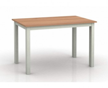 Cotswold Grey and Oak Dining Table