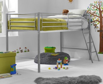 Saran Mid Sleeper Kids Bunk Bed
