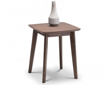 Lexham Walnut Lamp Table