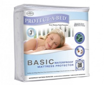 Anti-Allergenic Waterproof Mattress Protector