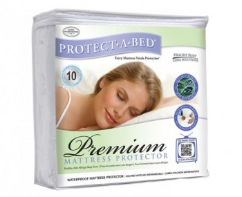 Premium Waterproof Mattress Protector