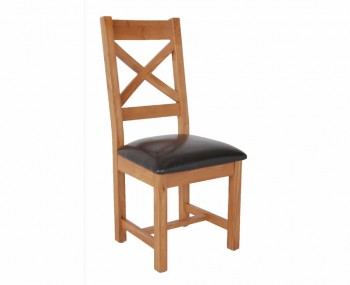 Scotay Wooden Crossback Chair