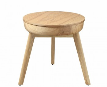 San Francisco Ash Lamp Table