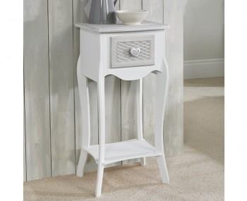 Bratinay 1 Drawer Lamp Table
