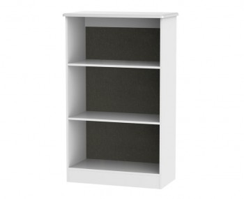 Halifax White High Gloss Bookcase