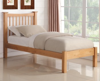 Bradford Solid Oak Bed Frame