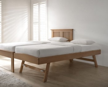 Hailey Wooden Guest Bed