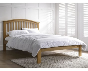 Lloyd Oak Bed Frame