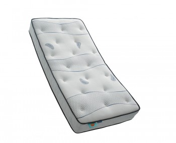 Matrah Cool Blue Memory Foam Coil Mattress