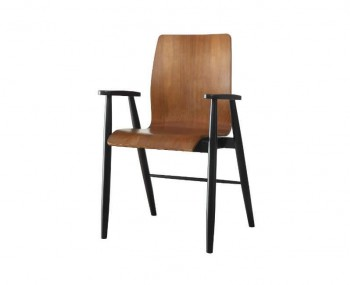 Vienna walnut Office Chair