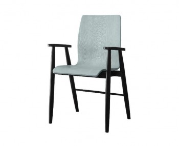 Vienna Grey Office Chair