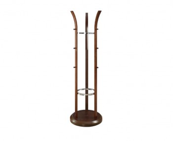 Melbourne Walnut Coat Stand
