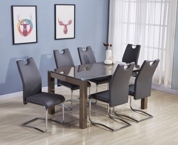 Ravello 150 cm Mocha Dining Set