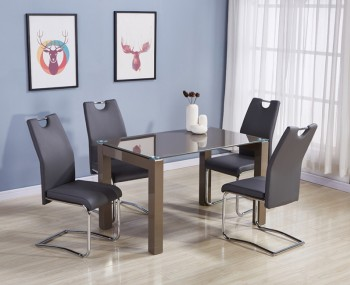 Ravello 120 cm Mocha Dining Set