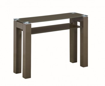 Ravello Mocha Medium Console Table