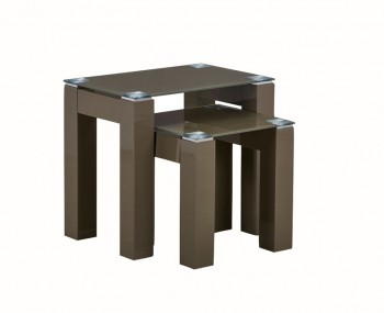 Ravello Mocha Nest of Tables