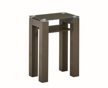 Ravello Mocha Small Console Table