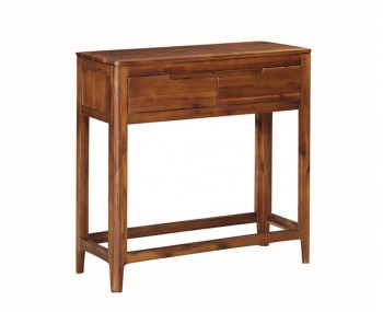 Dunmore Acacia Large Console Table