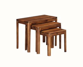 Dunmore Acacia Nest Of Tables