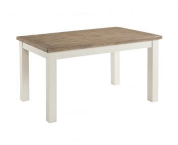 Santorini Solid Pine Hand Painted 150cm Dining Table