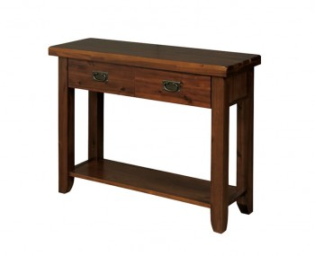 Rowland Acacia Console Table