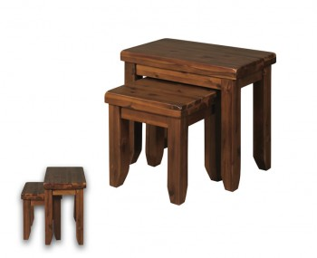Rowland Acacia Nest Of Tables