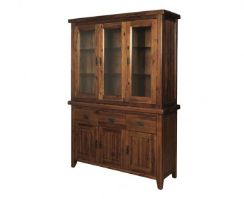 Rowland Acacia 3 Door Display Unit