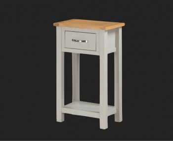 Hartford Painted Solid Oak Medium Console Table