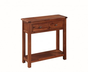 Hartford Solid Acacia Large Console Table