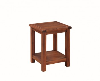 Hartford Solid Acacia Lamp Table