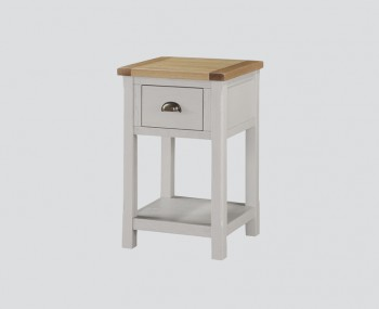 Glenbrook Grey Wooden Tall Nightstand