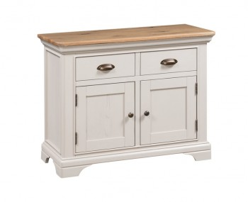 Lola 2 Door 2 Drawer Painted Oak Sideboard