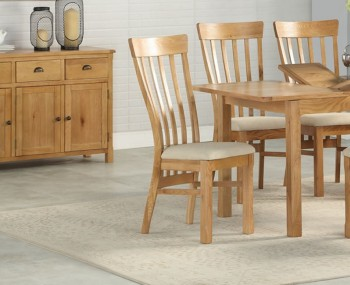 Kako Oak Dining Chair