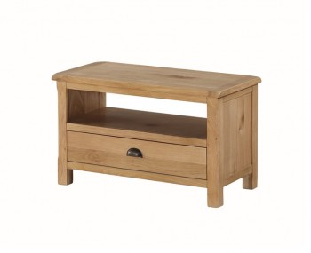 Kako Oak Small TV Stand