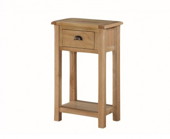 Kako Medium Oak Console Table