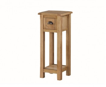Kako Oak Small Console Table