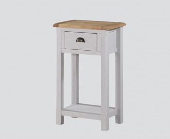 Kako Medium Painted Oak Console Table