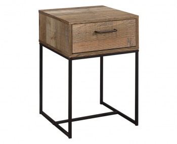 Ashvale Urban 1 Drawer Narrow Bedside Table
