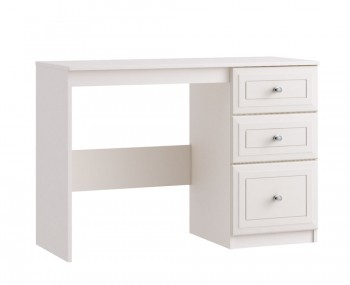 Pietro Cashmere Single Dressing Table