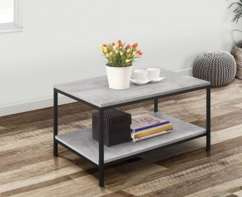 New York Grey Coffee Table