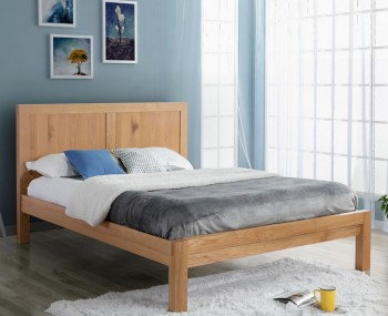 Belle Oak Bed Frame