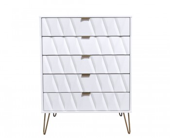 Marilyn Diamond 5 Drawer Chest