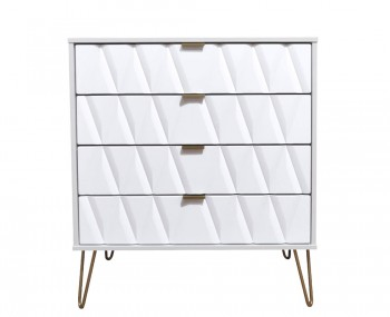 Marilyn Diamond 4 Drawer Chest