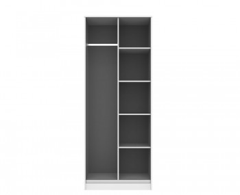 Marilyn Open Shelf Wardrobe