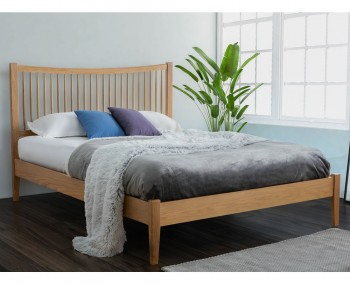 Weston Oak Bed Frame