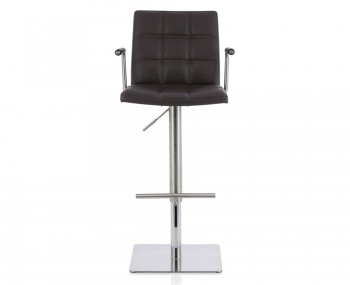 John Brown Faux Leather Bar Stool