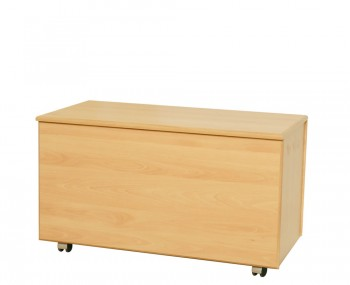 Boston Wooden Blanket Box